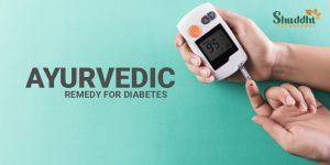 Ayurvedic remedy for diabetes